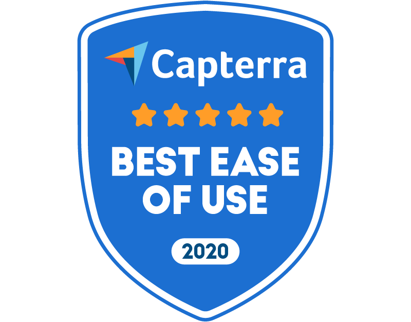 Capterra Ease of Use