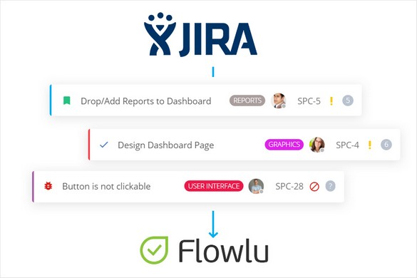 Direct Import From JIRA Software
